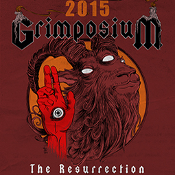 <strong>&quot;Grimposium : The Resurrection&quot; poster</strong><br>&quot;Grimposium : The Resurrection&quot; poster I did for the event. 2015
