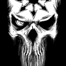 <strong>&quot;Chaos Skull&quot; Illustration</strong><br>&quot;Chaos Skull&quot; Illustration<br />